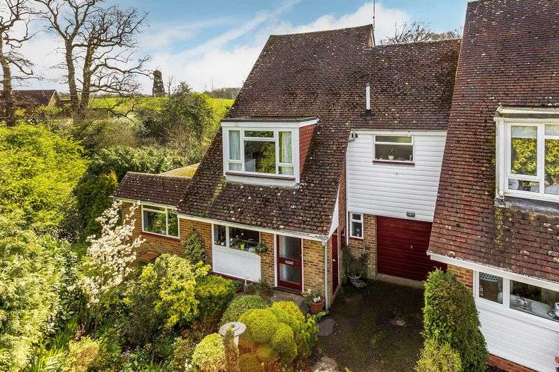 3 Bedrooms Semi Detached House for sale in Ockley village