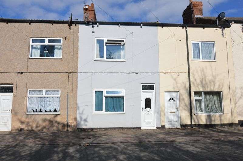 3 Bedrooms Terraced House for sale in Crossley Street, Wakefield