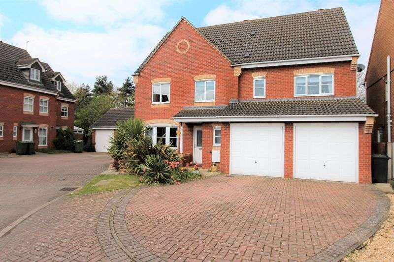 7 Bedrooms Detached House for sale in Wetherby Close, Queniborough, Leicestershire LE7 3FR