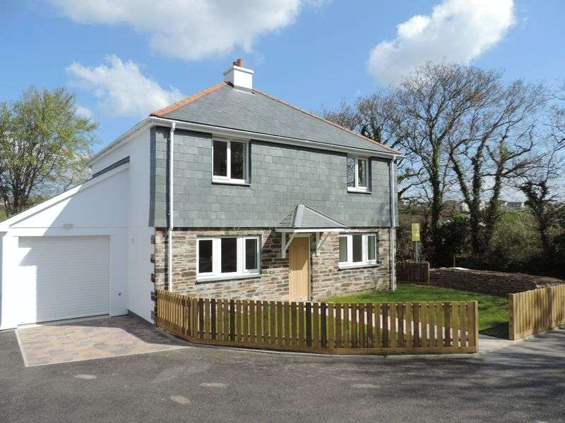 4 Bedrooms Detached House for sale in Newbridge, Truro