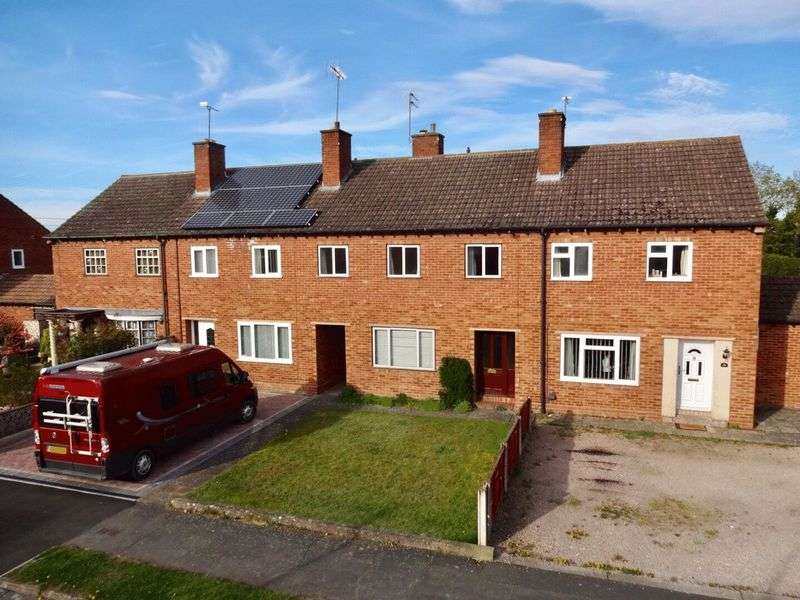 3 Bedrooms Terraced House for sale in Layamon Walk, Stourport-On-Severn DY13 0AG