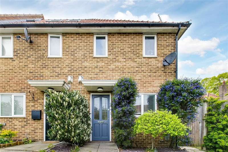 2 Bedrooms End Of Terrace House for sale in Vanneck Square, Putney, London