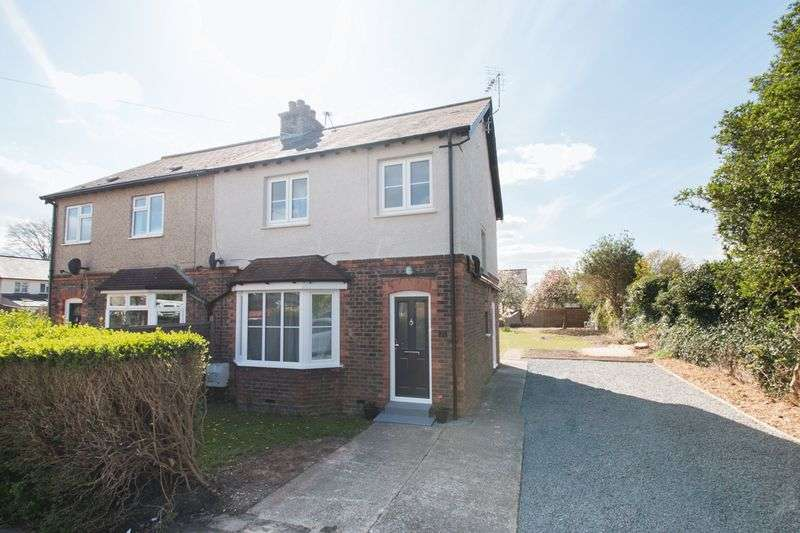 3 Bedrooms Semi Detached House for sale in Kingsham Road, Chichester