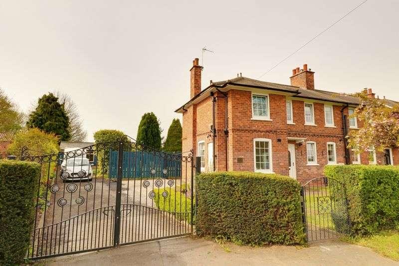 3 Bedrooms Semi Detached House for sale in King Edward Street, Belton