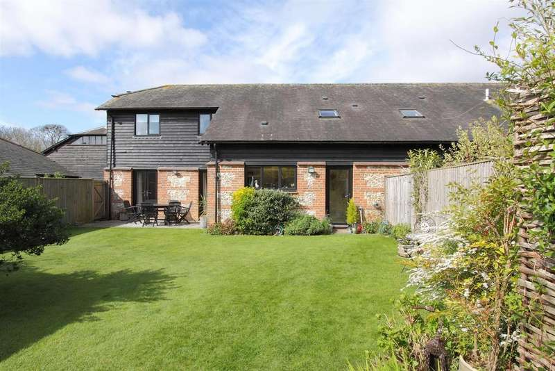 4 Bedrooms Semi Detached House for sale in Grateley, Andover, Hampshire SP11