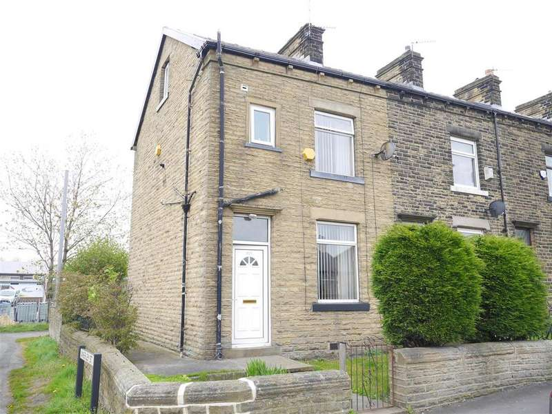 3 Bedrooms End Of Terrace House for sale in Bowling Hall Road, East Bowling, Bradford