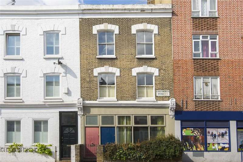 4 Bedrooms House for sale in Chatsworth Road, London, E5