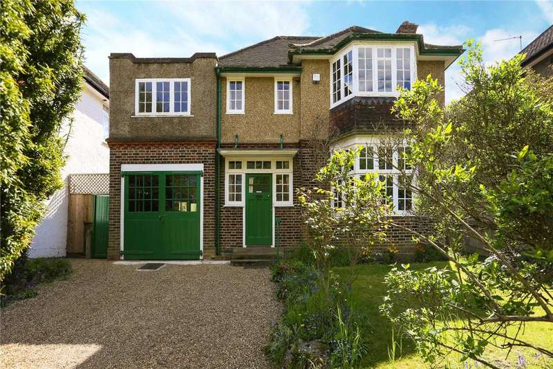 5 Bedrooms Detached House for sale in Crestway, Putney, London, SW15