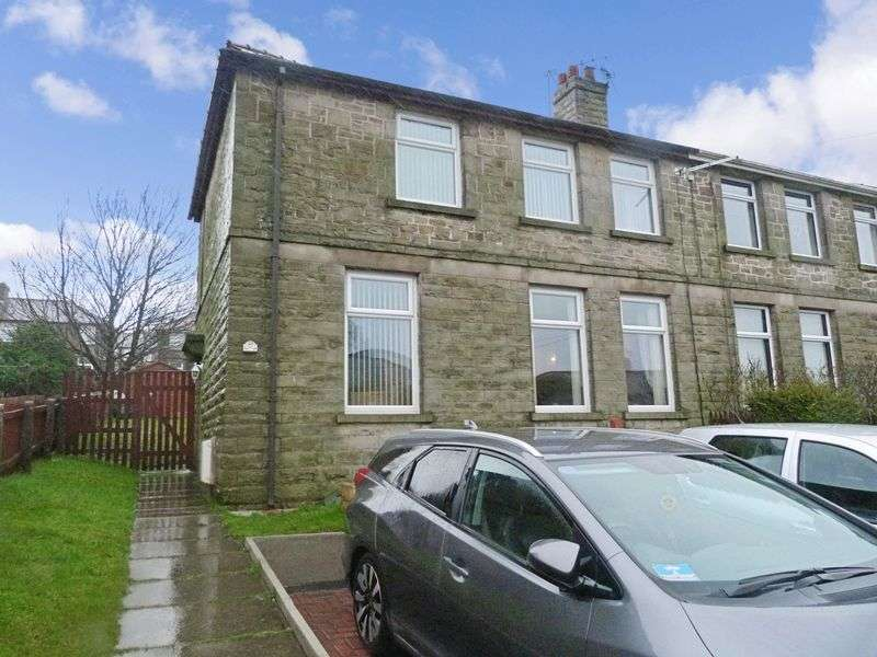 3 Bedrooms Semi Detached House for sale in Crabtree Avenue, Rossendale, Lancashire BB4