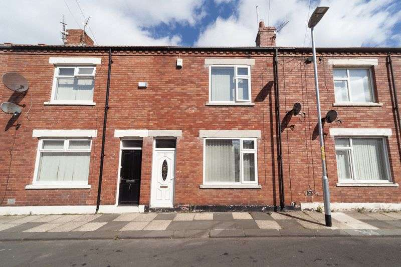 2 Bedrooms Terraced House for sale in Robert Street, Blyth