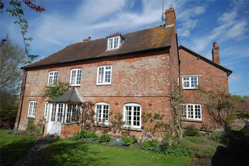 6 Bedrooms Detached House for sale in Alton Magna, Figheldean, Salisbury, Wiltshire, SP4