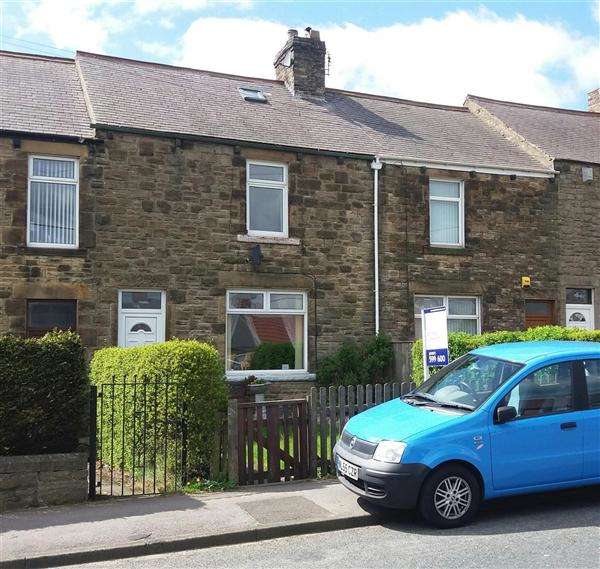 2 Bedrooms Terraced House for sale in Pont View, Leadgate, Consett