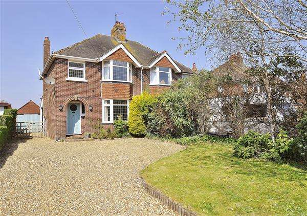 3 Bedrooms Semi Detached House for sale in ASHFORD TN25