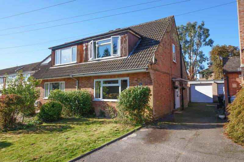 3 Bedrooms Semi Detached House for sale in Blacksmith Lane, Prestwood