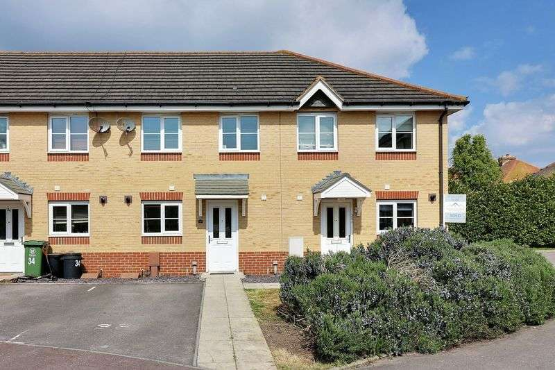 3 Bedrooms Terraced House for sale in The Fairways, Farlington, Portsmouth