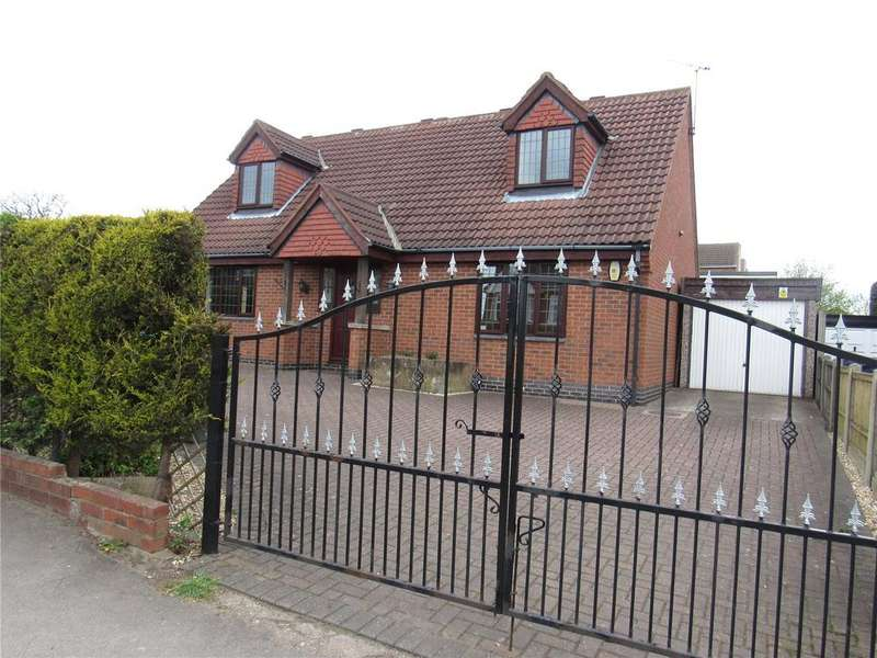 4 Bedrooms Detached Bungalow for sale in Forest Road, Annersley Woodhouse, Nottinghamshire, NG17