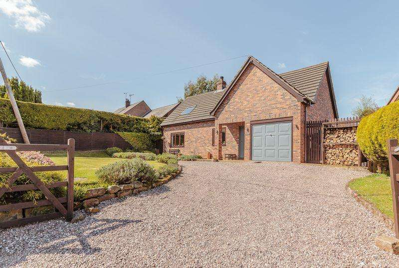 4 Bedrooms Detached House for sale in Sherrington Lane , Brown Knowl
