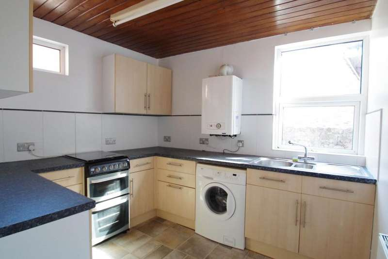 1 Bedroom Flat for sale in North Road, Shanklin PO37