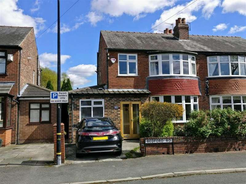 3 Bedrooms Semi Detached House for sale in Bedford Road, Firswood