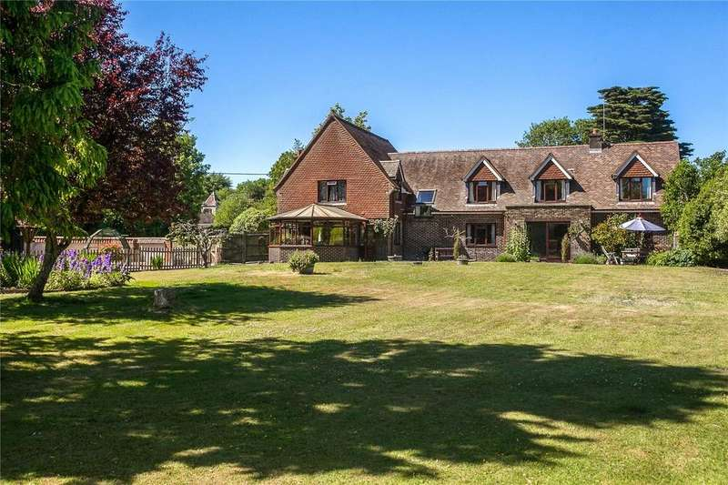 5 Bedrooms Equestrian Facility Character Property for sale in Allington, Salisbury, SP4