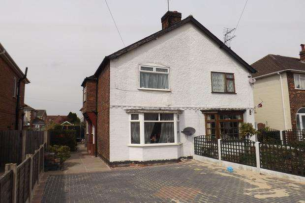 3 Bedrooms Semi Detached House for sale in Plains Road, NOTTINGHAM, NG3