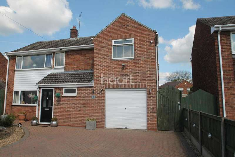 4 Bedrooms Detached House for sale in Granby Drive, Balderton