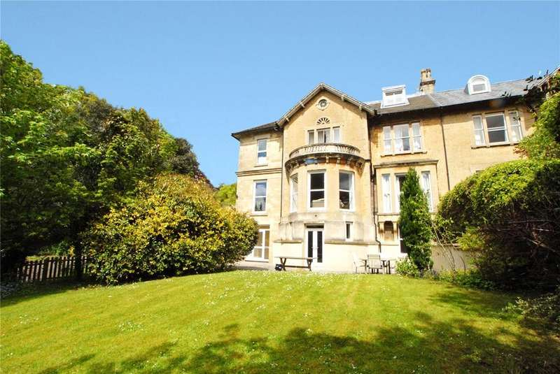 2 Bedrooms Flat for sale in Sion Road, Bath, BA1
