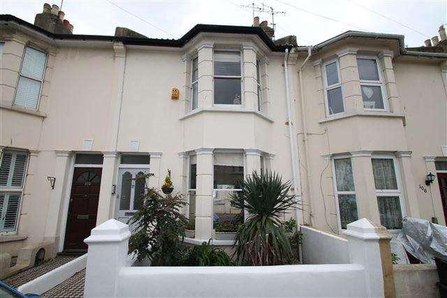 3 Bedrooms Terraced House for sale in Wordsworth Street, Hove