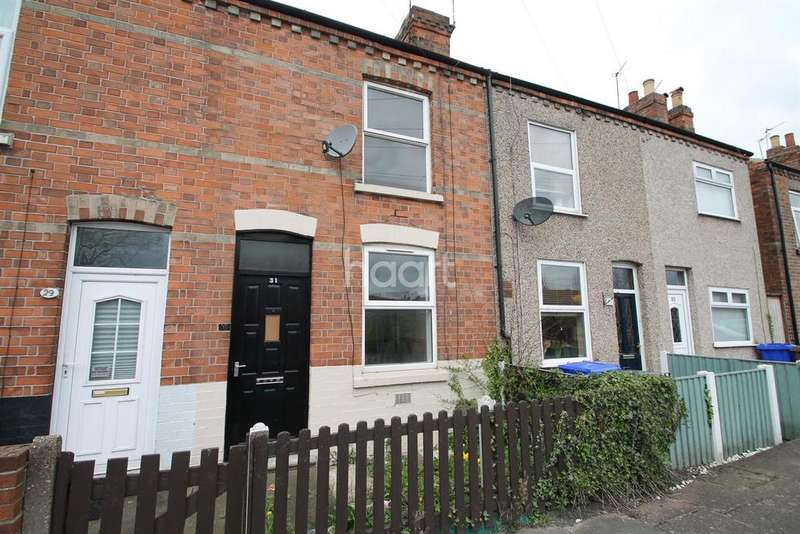 2 Bedrooms Terraced House for sale in Russell Street, Long Eaton