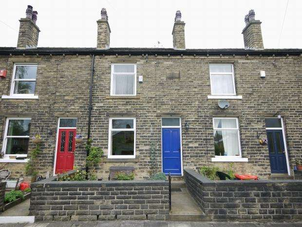 2 Bedrooms Terraced House for sale in Ivy Terrace Brighouse