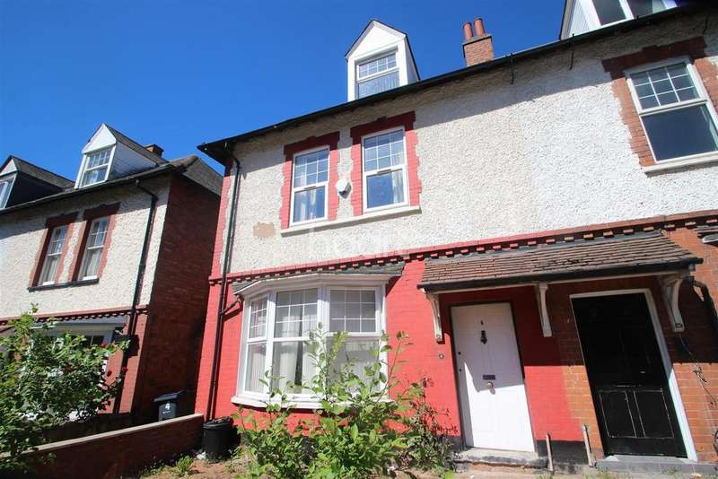 7 Bedrooms Semi Detached House for rent in Barnsley Road, Birmingham