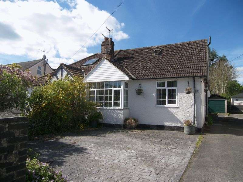4 Bedrooms Semi Detached Bungalow for sale in Fetcham