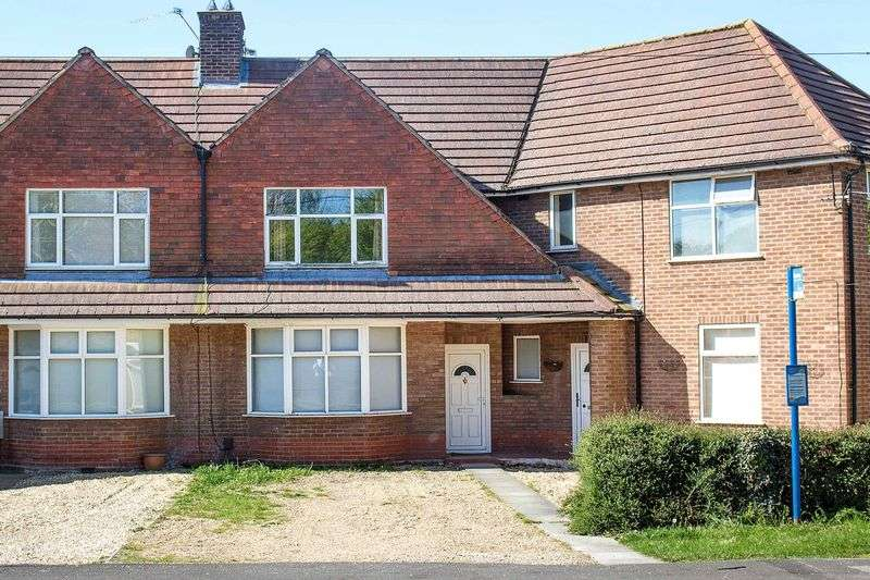 2 Bedrooms Terraced House for sale in Totton