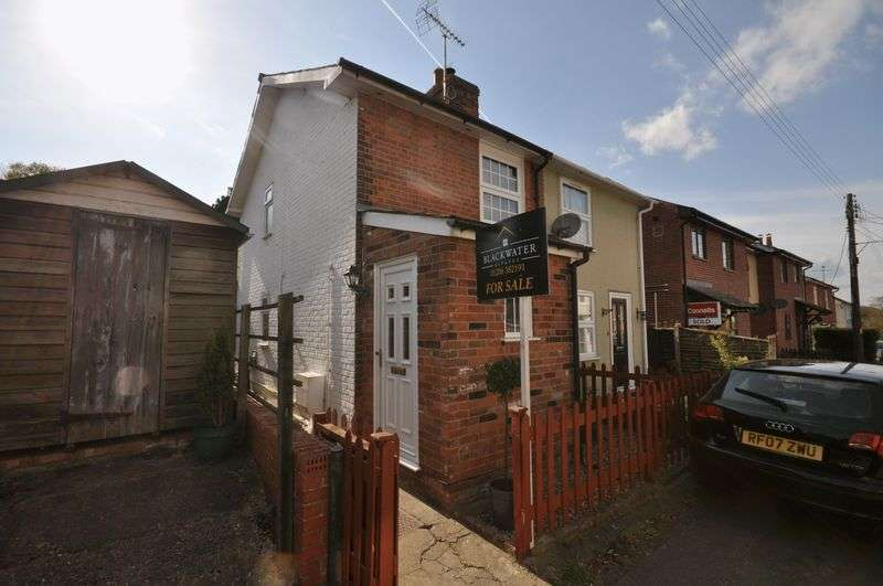 2 Bedrooms Semi Detached House for sale in West Street, Colchester