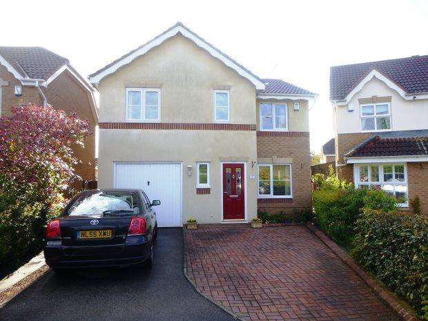 5 Bedrooms Detached House for sale in ENGLEMANN WAY, BURDON VALE, SUNDERLAND SOUTH