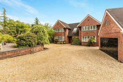 4 Bedrooms Detached House for sale in Kineton Road, Gaydon
