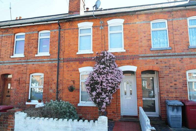 2 Bedrooms House for sale in Connaught Road, Reading