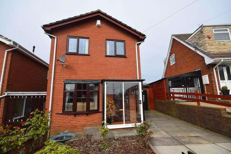 3 Bedrooms Detached House for sale in Eros Crescent, Birches Head