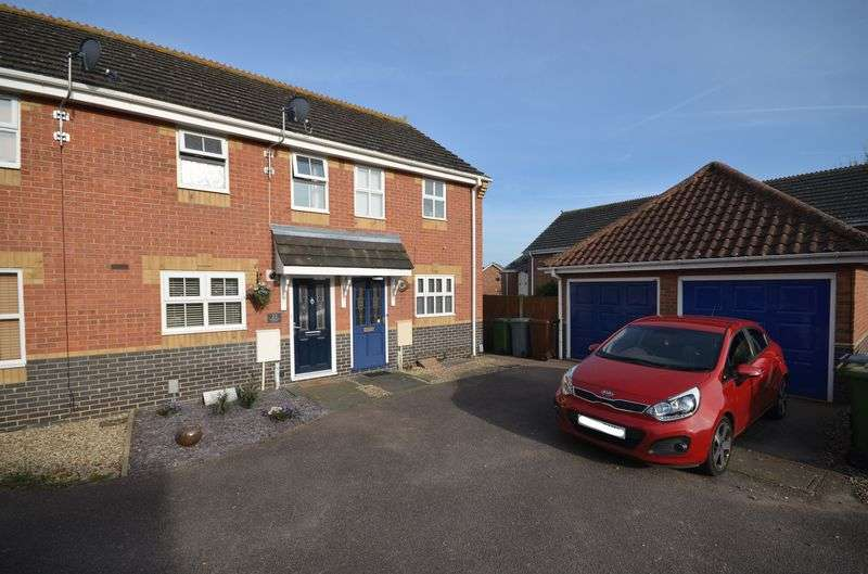 2 Bedrooms Terraced House for sale in Dussindale, Norwich