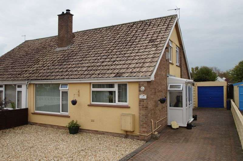 3 Bedrooms Semi Detached Bungalow for sale in Steart Avenue, Burnham-On-Sea