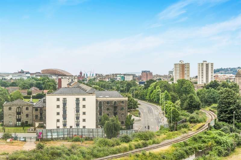 2 Bedrooms Apartment Flat for sale in Bute Terrace, Cardiff