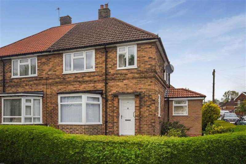 3 Bedrooms Semi Detached House for sale in Holdsworth Street, Swinton