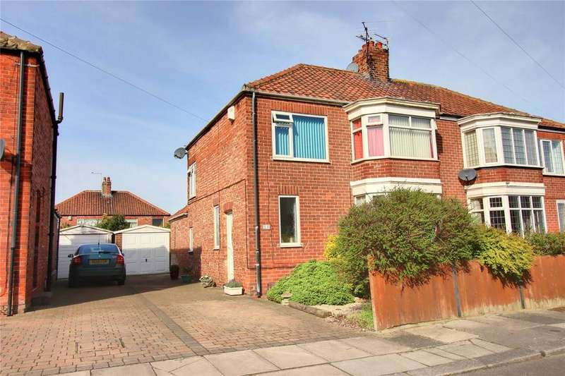 3 Bedrooms Semi Detached House for sale in Benton Road, Tollesby