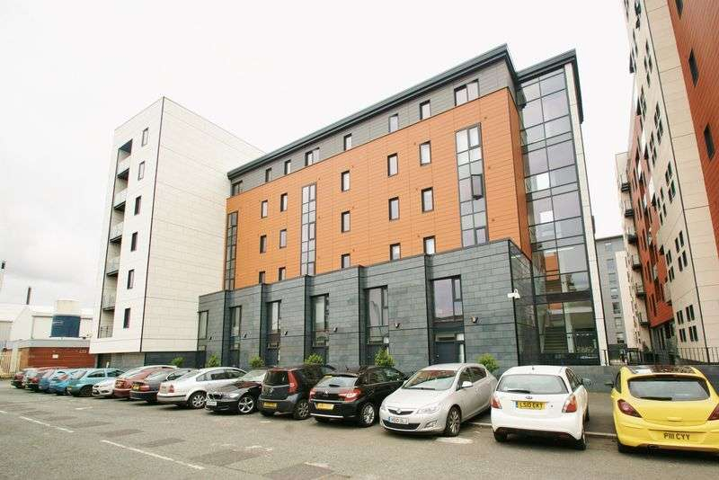 2 Bedrooms Flat for sale in X1 The Courtyard, Liverpool