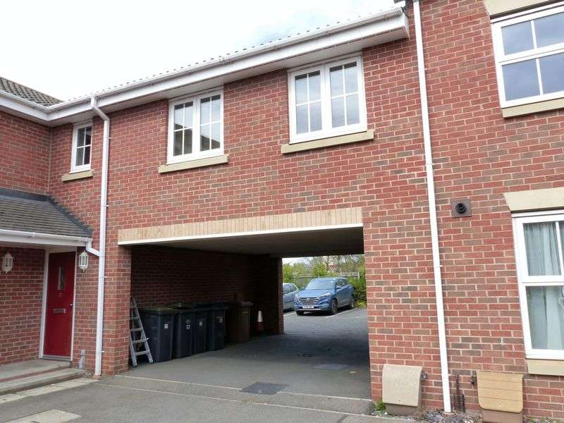 1 Bedroom Terraced House for sale in Arvina Close, Lincoln