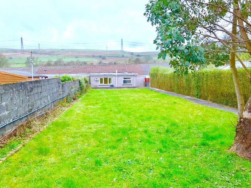 2 Bedrooms Bungalow for sale in Bryndulais Row, Seven Sisters, Seven Sisters