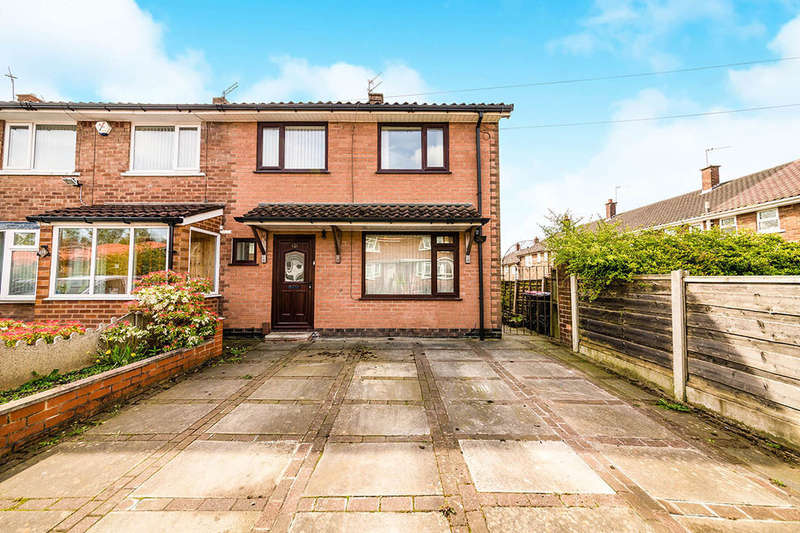 3 Bedrooms Semi Detached House for sale in Worsley Avenue, Worsley, Manchester, M28