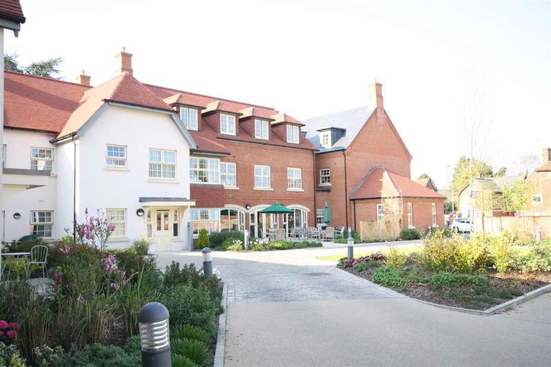 1 Bedroom Retirement Property for sale in Wykeham Court, Fareham