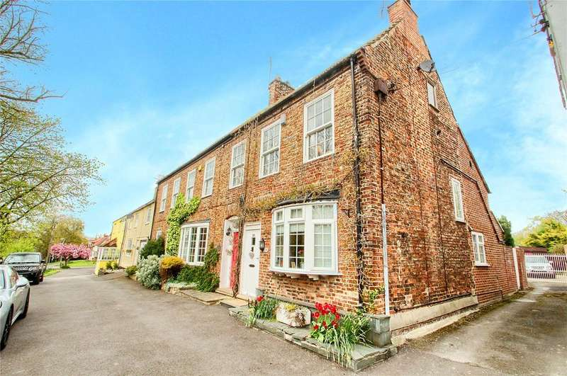 3 Bedrooms End Of Terrace House for sale in The Green, Bishopton