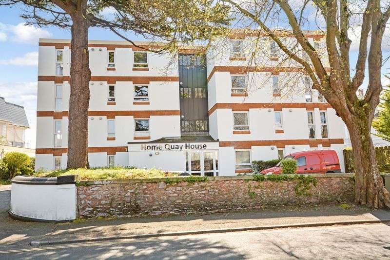 1 Bedroom Retirement Property for sale in Homequay House, Torquay, TQ2 5LU